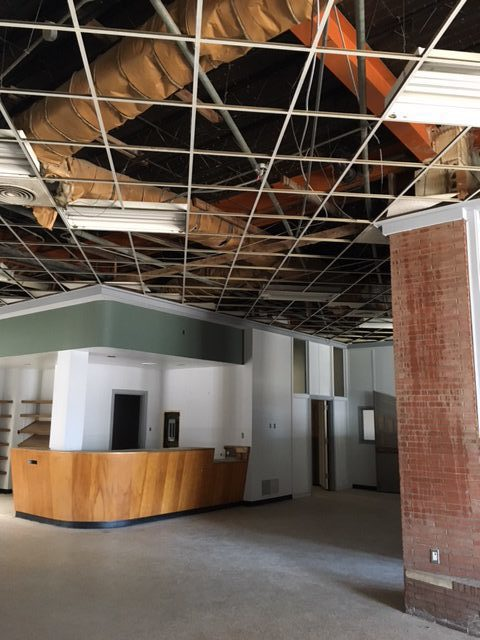 PORTALES MAYOR'S REPORT; Facelift Coming To Downtown Eye